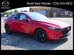 New 2021 Mazda Mazda3 Premium Hatchback JM1BPBML6M1347109 215448 for sale near Wheeling WV