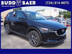 Certified- Pre Owned Cars  2017 Mazda Mazda CX-5 Grand Select SUV For Sale in Washington PA