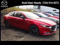 New 2021 Mazda Mazda3 2.5 Turbo Sedan JM1BPBAY7M1311249 215036 For Sale in Pittsburgh