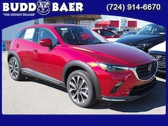 New 2019 Mazda Mazda CX-3 Grand Touring SUV JM1DKFD75K0424041 19-5-102 for sale in Washington PA