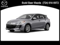 Bargain used 2012 Mazda Mazda3 i Touring Hatchback for sale in Washington PA