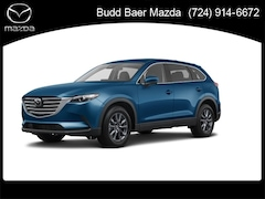 New 2021 Mazda Mazda CX-9 Touring SUV JM3TCBCY7M0515799 215156 For Sale in Pittsburgh