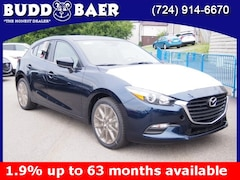 New Mazda  2018 Mazda Mazda3 Touring Base Hatchback For Sale in Washington PA