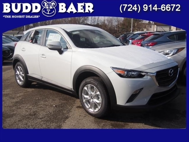 New 2019 Mazda Mazda CX-3 Sport SUV JM1DKFB75K1427308 19-5-031 in Pittsburgh