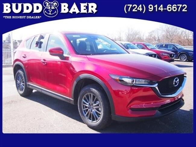 New 2019 Mazda Mazda CX-5 Sport SUV JM3KFBBM6K0516750 19-5-062 in Pittsburgh
