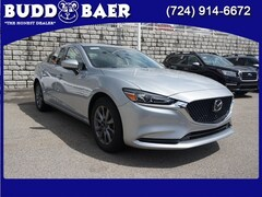 New 2019 Mazda Mazda6 Sport Sedan JM1GL1UM6K1509208 19-5-271 For Sale in Pittsburgh