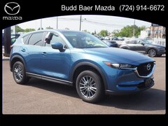 Certified pre-owned 2017 Mazda Mazda CX-5 Touring SUV JM3KFBCLXH0175481 3349A For Sale in Pittsburgh