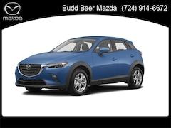 New Cars  2020 Mazda Mazda CX-3 Sport SUV JM1DKFB73L1469901 20-5-218 For Sale in Washington PA