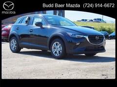 New 2020 Mazda Mazda CX-3 Sport SUV JM1DKFB79L1470678 205220 for sale in Washington, PA