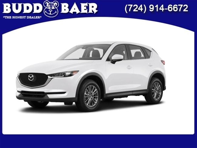 New 2019 Mazda Mazda CX-5 Sport SUV JM3KFBBM8K0599856 19-5-133 in Pittsburgh