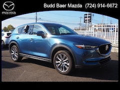 Certified pre-owned 2020 Mazda Mazda CX-5 Grand Touring SUV JM3KFBDM1L0757467 3427A For Sale in Pittsburgh