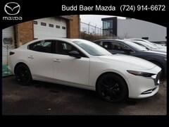New 2021 Mazda Mazda3 2.5 Turbo Sedan JM1BPBAY9M1316999 215076 For Sale in Pittsburgh