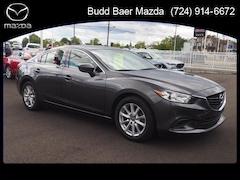 Used  2017 Mazda Mazda6 Sport Sedan JM1GL1U5XH1149555 3398A For Sale in Pittsburgh