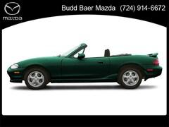 Bargain used 2002 Mazda MX-5 Miata Base Convertible for sale in Washington PA