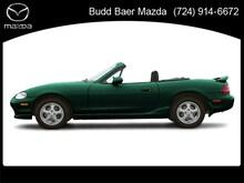 2002 Mazda MX-5 Miata Base Convertible