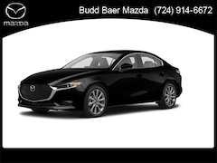 New 2020 Mazda Mazda3 Select Base Sedan JM1BPBCM8L1167431 20-5-213 for sale in Washington, PA