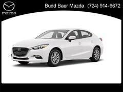2017 Mazda Mazda3 Sport Base Sedan