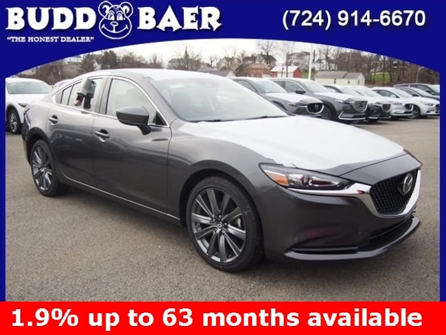 New 2018 Mazda Mazda6 Grand Touring Sedan in Washington
