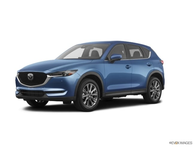New 2019 Mazda Mazda CX-5 Signature SUV JM3KFBEY2K0613023 19-5-165 in Pittsburgh