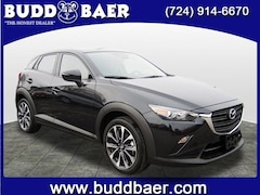Certified- Pre Owned Cars  2019 Mazda Mazda CX-3 Touring SUV For Sale in Washington PA