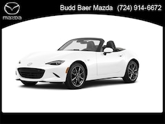 New 2021 Mazda Mazda MX-5 Miata Grand Touring Convertible JM1NDAD77M0456980 215295 for sale in Washington, PA