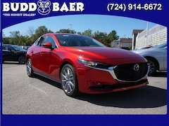 New 2019 Mazda Mazda3 Select Base Sedan 3MZBPAAL0KM108392 19-5-358 for sale in Washington, PA