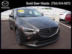 Certified pre-owned 2019 Mazda Mazda CX-3 Touring SUV JM1DKFC7XK1458990 1468R For Sale in Pittsburgh