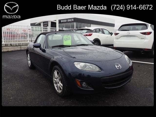 2012 Mazda Mazda MX-5 Miata Convertible
