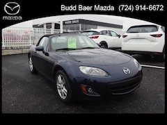 Certified used 2012 Mazda Mazda MX-5 Miata Sport Convertible JM1NC2JF5C0226342 20-4-047B for sale in Washington PA