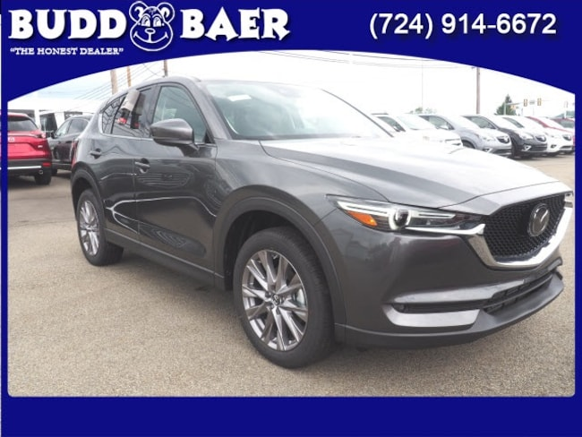 New 2019 Mazda Mazda CX-5 Grand Touring Reserve SUV JM3KFBDYXK0590138 19-5-110 in Pittsburgh