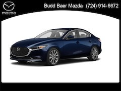 New 2020 Mazda Mazda3 Select Base Sedan JM1BPACL8L1172436 20-5-205 for sale in Washington, PA
