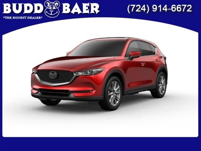 New 2019 Mazda Mazda CX-5 Grand Touring Reserve SUV JM3KFBDY2K0607840 19-5-162 in Pittsburgh