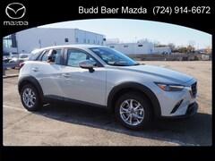 New 2021 Mazda Mazda CX-3 Sport SUV JM1DKFB70M1503617 215029 for sale in Washington PA