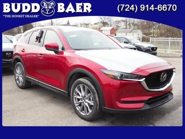 New 2019 Mazda Mazda CX-5 Grand Touring SUV JM3KFBDM6K0541886 19-5-071 in Pittsburgh