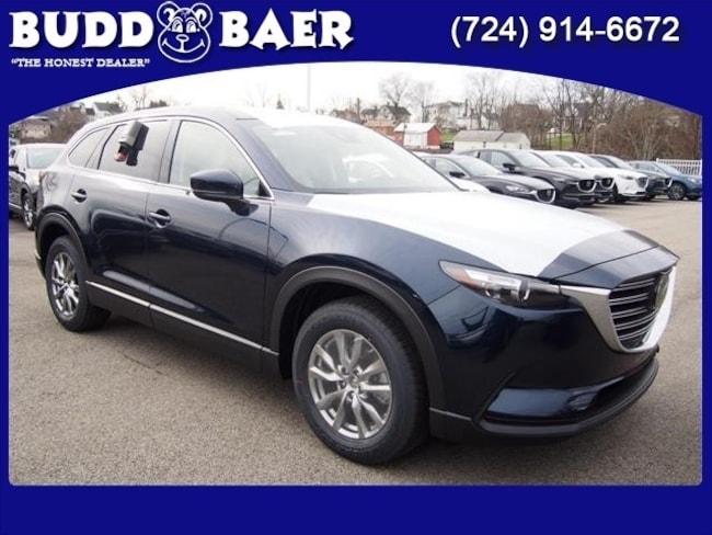 New 2019 Mazda Mazda CX-9 Touring SUV JM3TCBCY8K0309744 19-5-029 in Pittsburgh