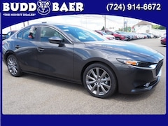 New 2019 Mazda Mazda3 Select Base Sedan 3MZBPAAL4KM107892 19-5-204 for sale in Washington, PA