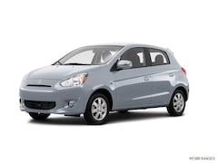 Used  2015 Mitsubishi Mirage ES Hatchback ML32A4HJ8FH011433 201099B For Sale in Pittsburgh