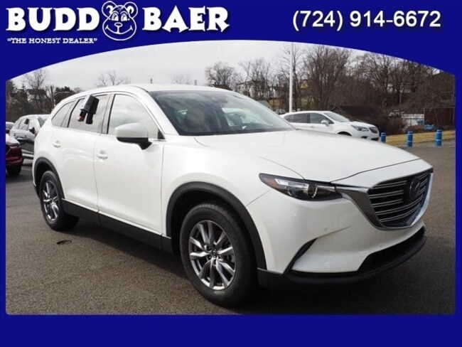 New 2019 Mazda Mazda CX-9 Touring SUV JM3TCBCY4K0304525 19-5-044 in Pittsburgh