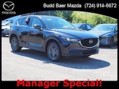 New 2020 Mazda Mazda CX-5 Touring SUV JM3KFBCM8L0793156 205232 for sale in Washington, PA