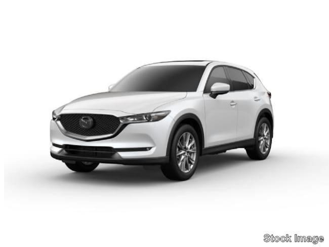 New 2019 Mazda Mazda CX-5 Grand Touring SUV JM3KFBDM9K0584814 19-5-175 in Pittsburgh