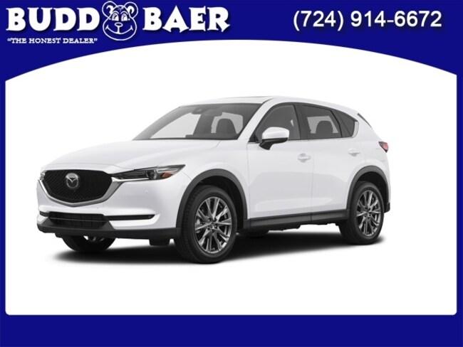 New 2019 Mazda Mazda CX-5 Signature SUV JM3KFBEY4K0605537 19-5-157 in Pittsburgh