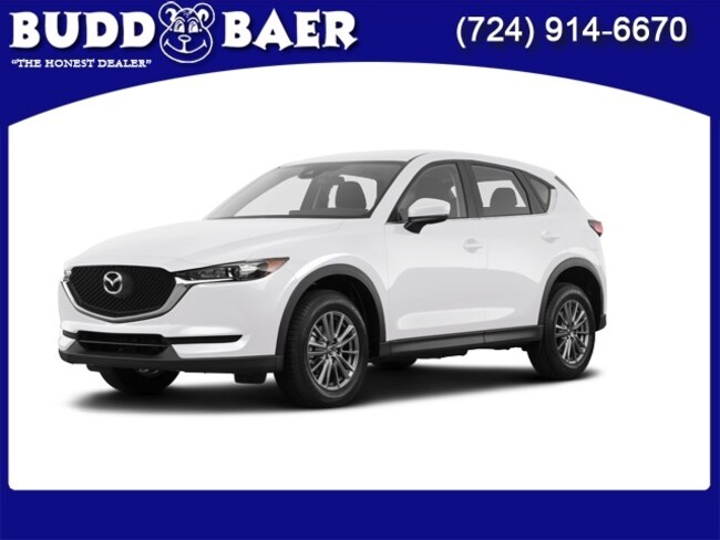 New 2019 Mazda Mazda CX-5 Sport SUV in Washington
