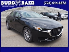 New 2019 Mazda Mazda3 Select Base Sedan 3MZBPAAL4KM109416 19-5-228 for sale in Washington, PA