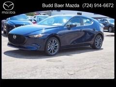 New 2020 Mazda Mazda3 Base Base Hatchback JM1BPBLM9L1162920 205224 for sale in Washington, PA