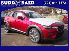 New 2019 Mazda Mazda CX-3 Touring SUV JM1DKFC79K0426201 19-5-028 For Sale in Pittsburgh