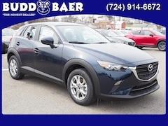 New 2019 Mazda Mazda CX-3 Sport SUV JM1DKFB71K0433290 19-5-095 for sale in Washington PA