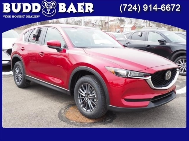 New 2019 Mazda Mazda CX-5 Touring SUV JM3KFBCM8K0560540 19-5-065 in Pittsburgh