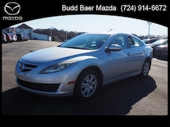 Bargain used 2010 Mazda Mazda6 i Sport Sedan for sale in Washington PA