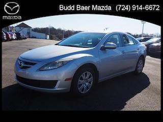2010 Mazda Mazda6 i Sport Sedan