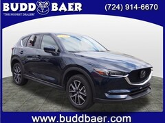 Used Cars  2018 Mazda Mazda CX-5 Grand Touring SUV For Sale in Washington PA